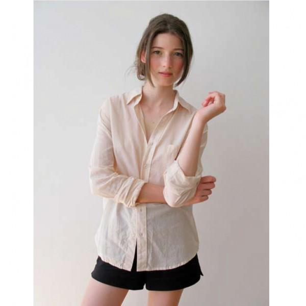 duskin clothing button-down shirt | simple pretty