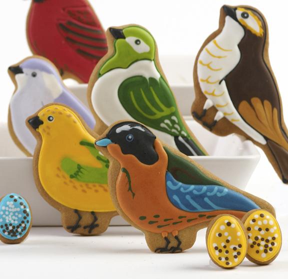 eleni's bird sanctuary cookies | simple pretty