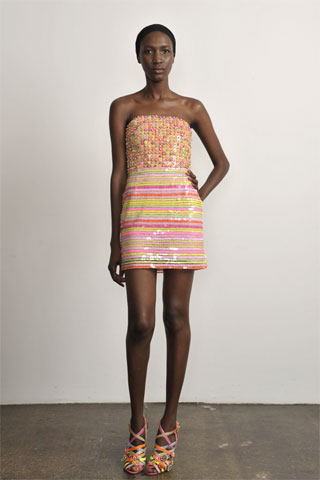 isaac mizrahi resort 2010 | simple pretty