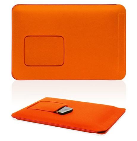 plastica felt laptop case | simple pretty