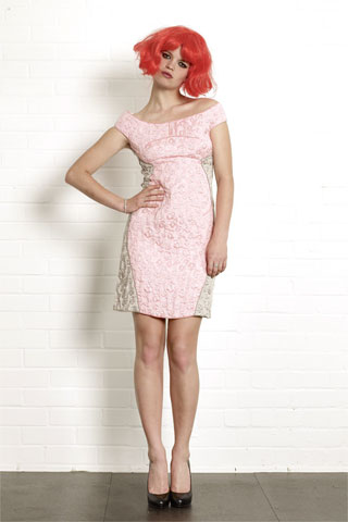 giles, resort 2010 modeled by pixie geldof | simple pretty