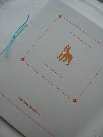pretty.pretty.paper 'frances' journal | simple pretty