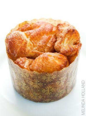 bottega louie monkey bread, photo by melinda holland | simple pretty
