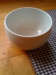 the aforementioned bowls