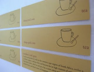 sweetly illustrated earl grey tea