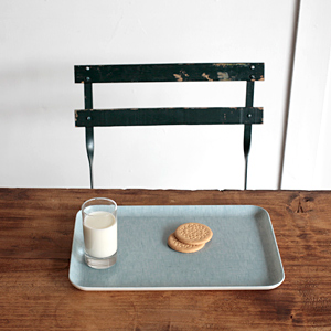 tray from fog linen work | simple pretty