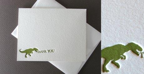 pocket creative dinosaur card   simple pretty