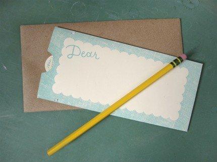 fred dimeglio's pop-up postcard | simple pretty