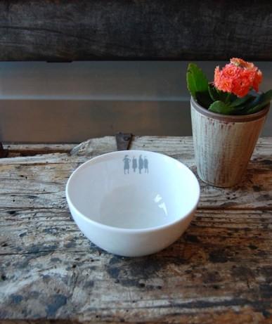 alyson fox tug bowl | simple pretty