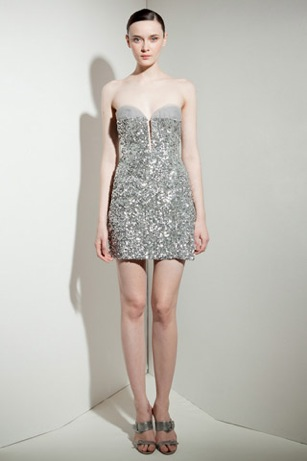 reem acra pre-fall 2011, look 3 | simple pretty