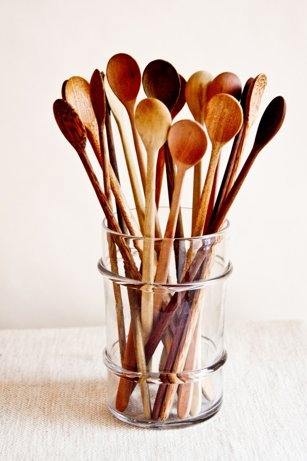 tasting spoons from and george | simple pretty