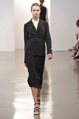 calvin klein resort 2012, look 3 | simple pretty