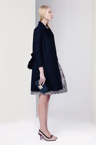 jil sander navy fall 2012, look 18 | simple pretty