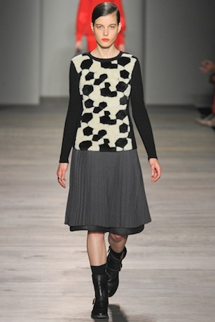 marc by marc jacobs fall 2012, look 30 | simple pretty