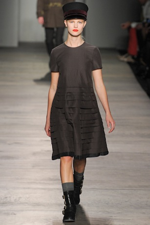 marc by march jacobs fall 2012, look 46 | simple pretty