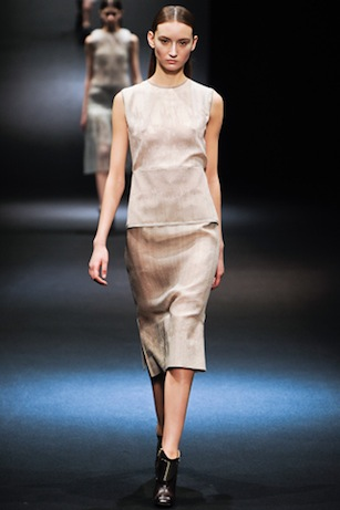 sharon wauchob fall 2012 look 7