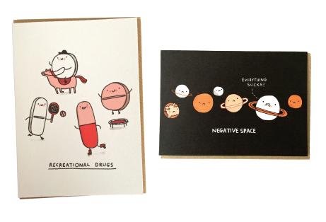gemma correll greeting cards   simple pretty