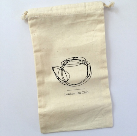 london tea club carry bag