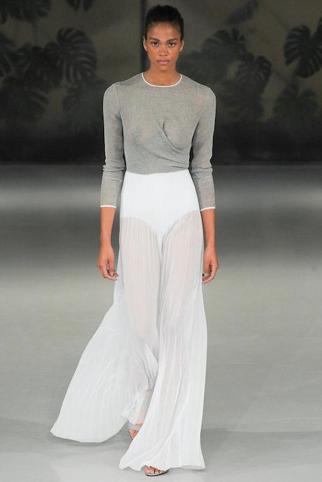 barbara casasola spring 2015 | look 14 // simple pretty
