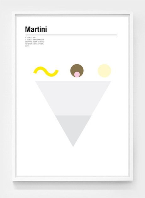 nick barclay designs martini | simple pretty