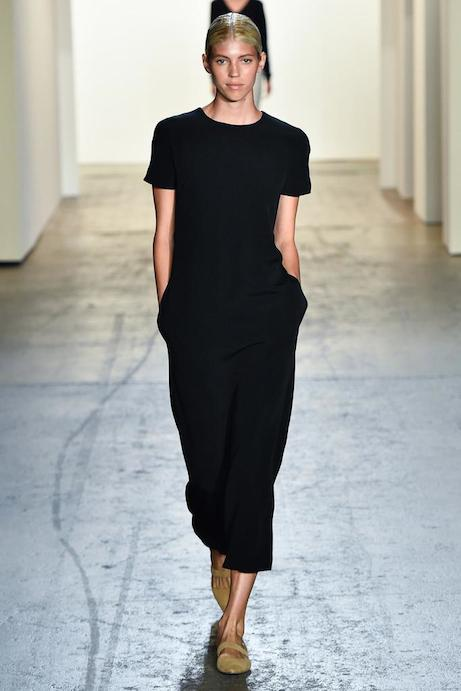 wes gordon spring 2015 | look 4 // simple pretty