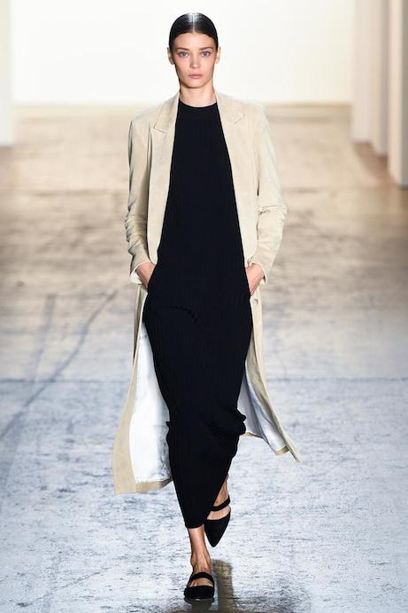 wes gordon spring 2015 | look 8 // simple pretty