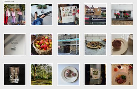 instagram profile page | jane potrykus // simple pretty