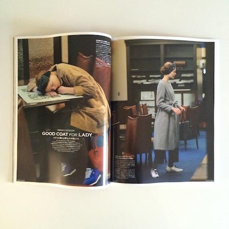 fudge magazine coats | simple pretty