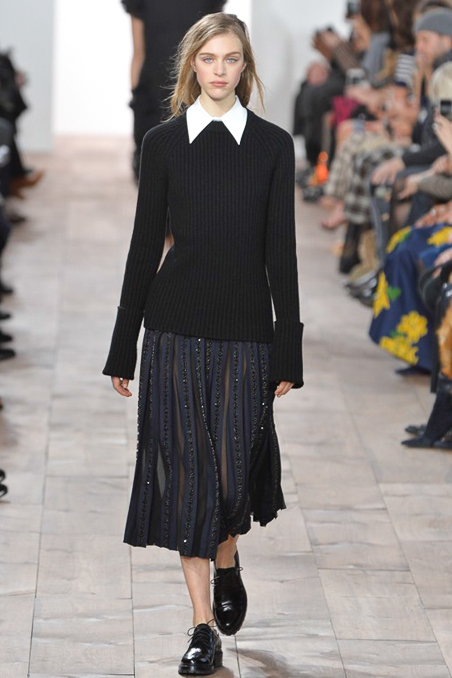 michael kors fall 2015, look 48 | simple pretty
