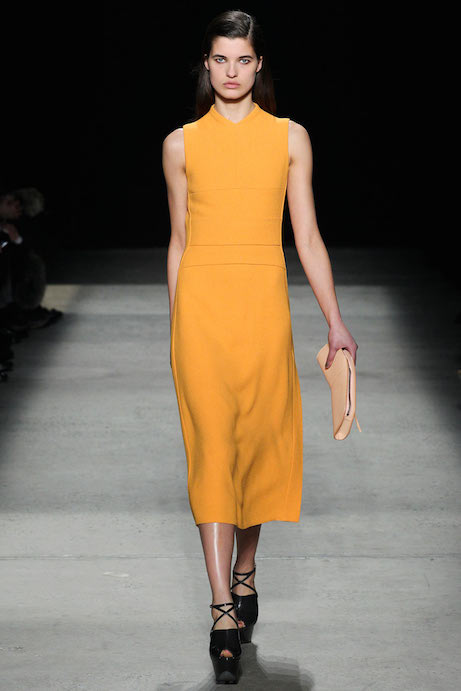 narciso rodriguez fall 2015, look 15 | simple pretty