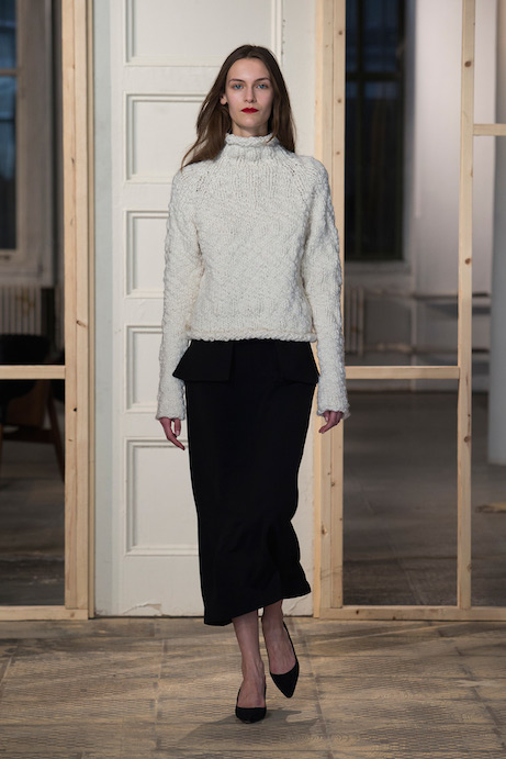 protagonist fall 2015, look 19 | simple pretty
