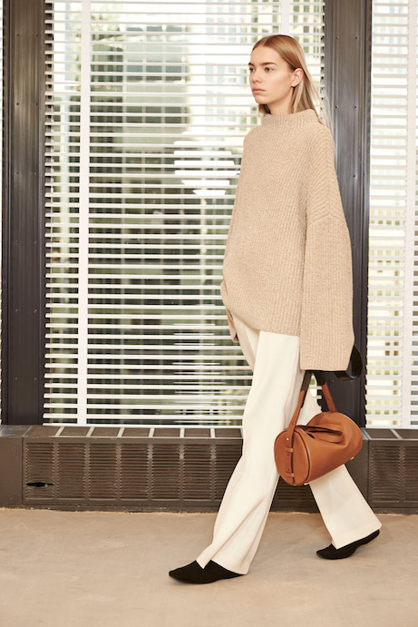 the row fall 2015, look 16 | simple pretty