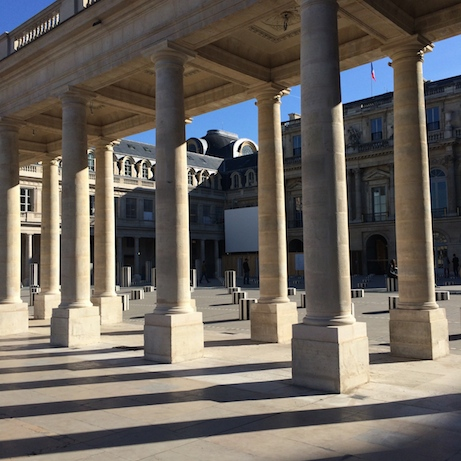 palais royal, march 2015 | simple pretty