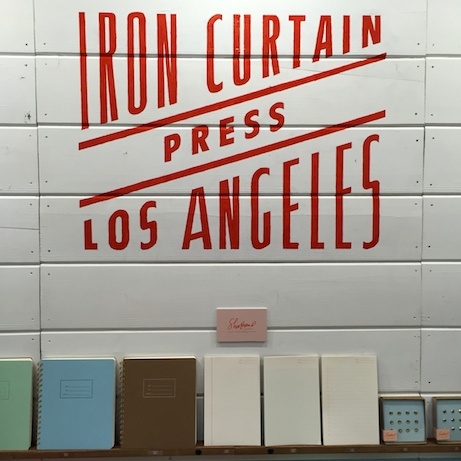 NSS 2015 // iron curtain press | simple pretty