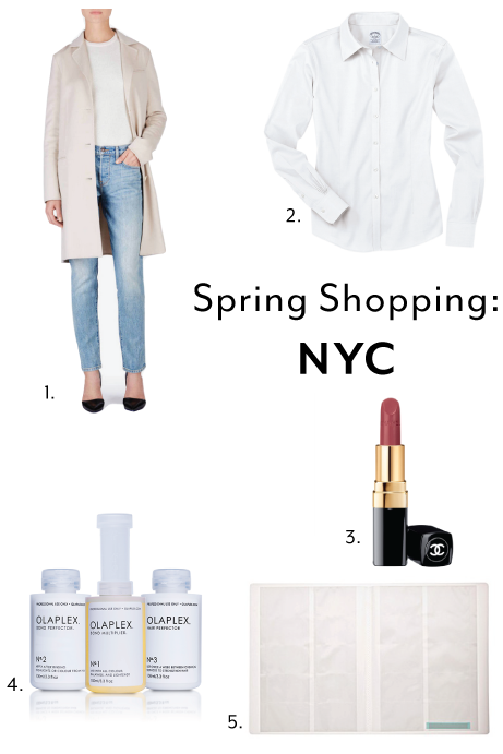 spring shopping: nyc | simple pretty