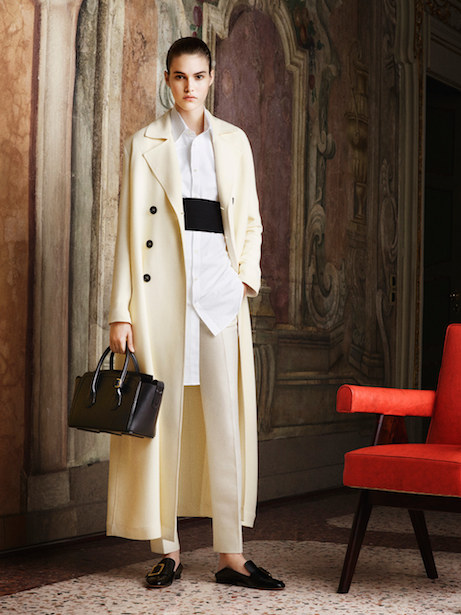 bally spring 2016, look 1 | simple pretty