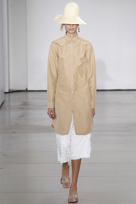 jil sander spring 2016, look 8 | simple pretty