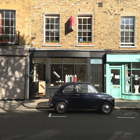 present and correct, london | simple pretty
