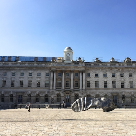 mark quinn sculptures at somerset house / october 2015 photo favorites |simple pretty