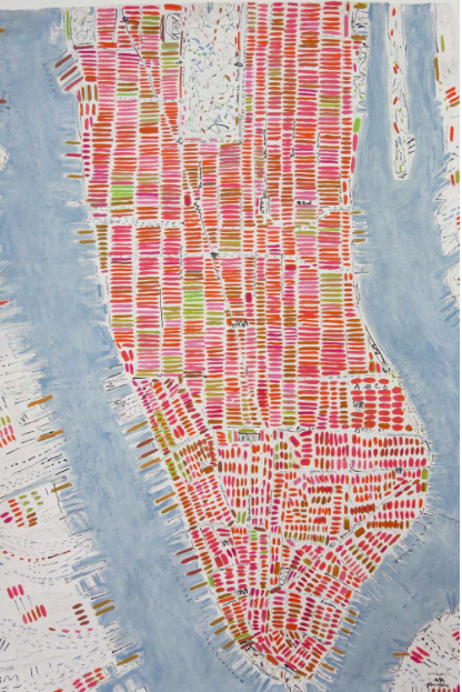 barbara macfarlane, 'pale manhattan' | simple pretty