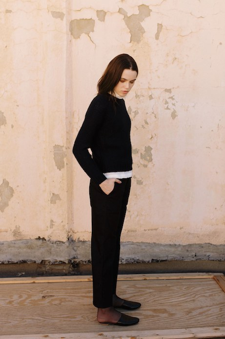 objects without meaning fall 2016, look 9 | simple pretty