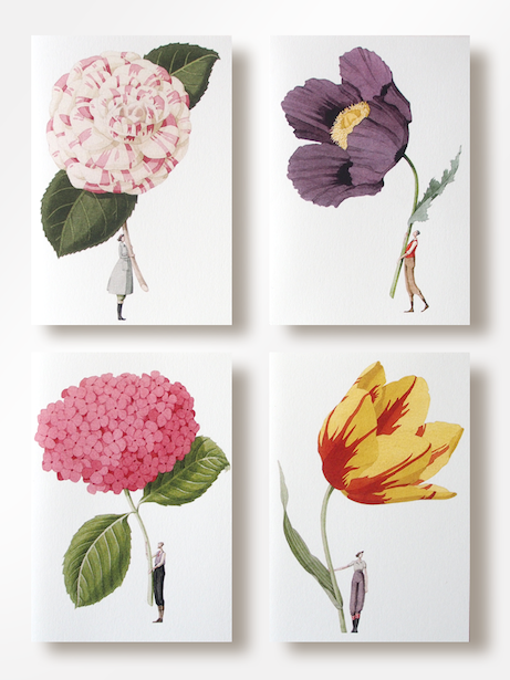 laura stoddart in bloom cards | simple pretty