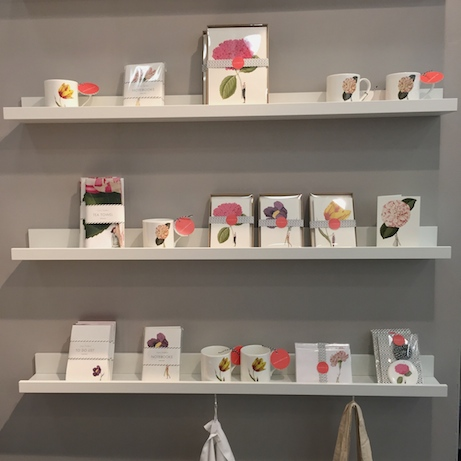 laura stoddart at top drawer london | simple pretty