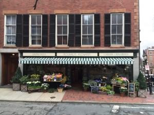 rouvalis flowers, beacon hill boston   simple pretty