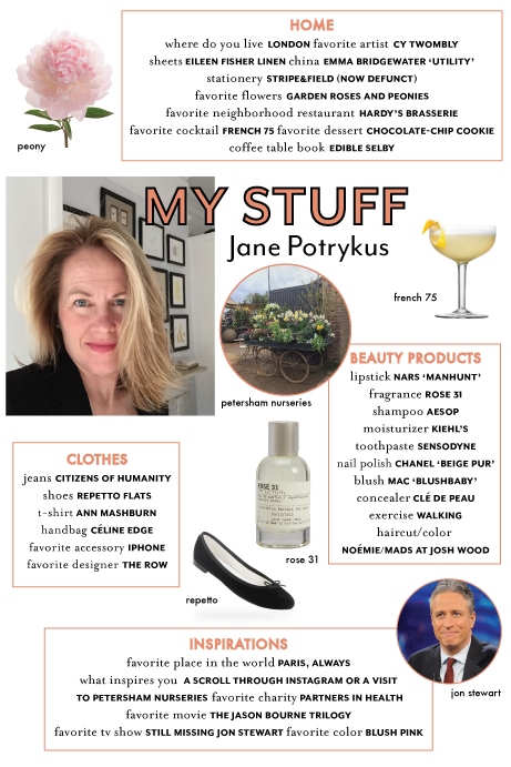 jane potrykus: my stuff | simple pretty