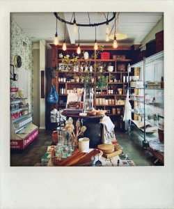 white's mercantile, nashville: simple pretty