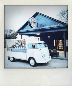 amelia's flower truck, nashville: simple pretty