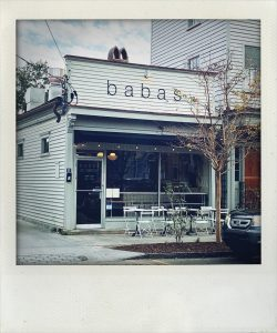 babas on cannon: simple pretty charleston