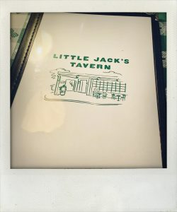 little jack's tavern: simple pretty charleston