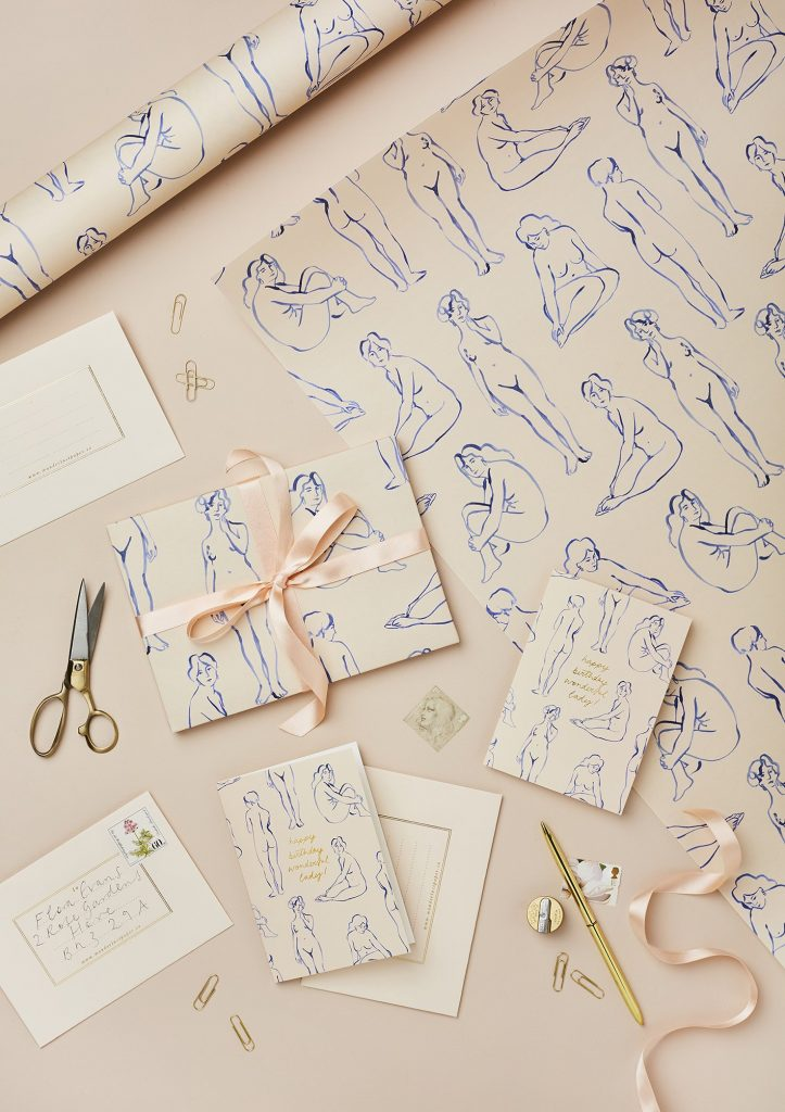 wanderlust paper co | simple pretty